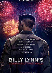 Billy Lynn's Long Halftime Walk...