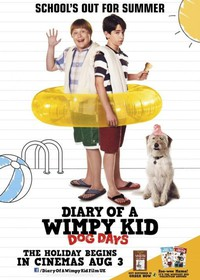 Diary of a Wimpy Kid: Dog Days...