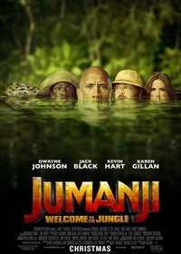Jumanji: Welcome to the Jungle...