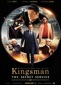 Kingsman: The Secret Service (2015)